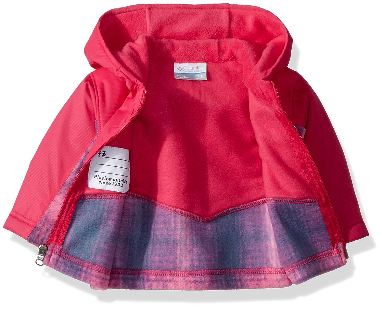 ad27f700fe5c Amazon.com  Columbia Baby Boys  Steens Mt Overlay Hoodie  Clothing