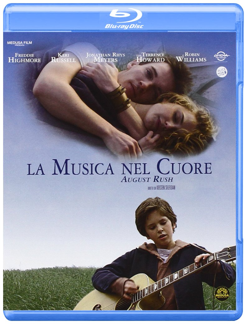 La Musica Nel Cuore Amazon Co Uk William Sadler Jonathan Rhys Meyers Robin Williams Keri Russell Fredhighmore Terrence Howard Kirsten Sheridan