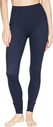 f5b22e88a5bf0 SPANX Women s Active Shaping Compression Close-Fit Pants Lapis Small 26