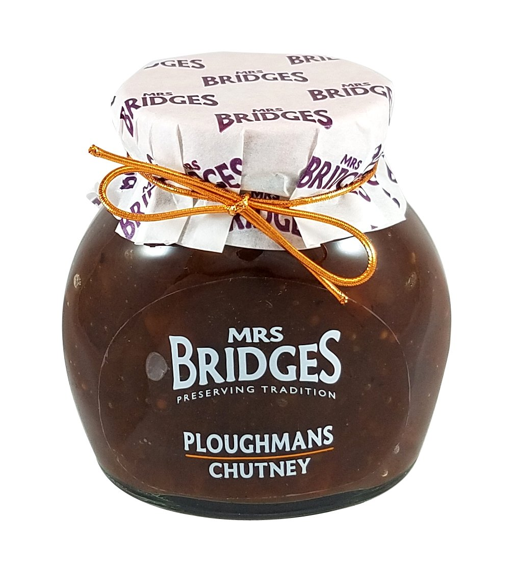 Mrs Bridges Ploughmans Chutney, 11.4-Ounce