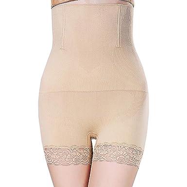 Libella - Culotte Panty avec Dentelle Femme - Effet Ventre Plat - sans  Couture - correcteur b9969448fe4