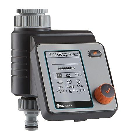 92db03cb420704 GARDENA Bewässerungssteuerung Master  Automatische und zeitsparende  Bewässerung