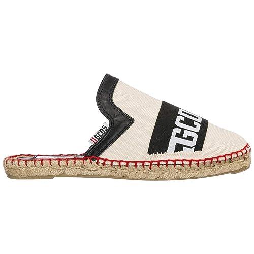 outlet in vendita godere del prezzo di sconto bel design GCDS Ciabatte Donna Beige: Amazon.it: Scarpe e borse