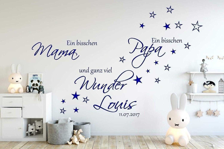 Wall Decals Stickers Wandtattoo Aa162 Kinderzimmer Da Werden Hande Sein Spruch Personalisiert Baby Home Furniture Diy Akademisches Graz At