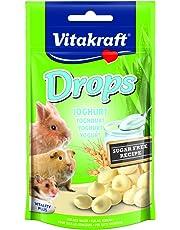 Vitakraft - 25789 - Drops au Yaourt - Lapins Nains Doypack - 75 g