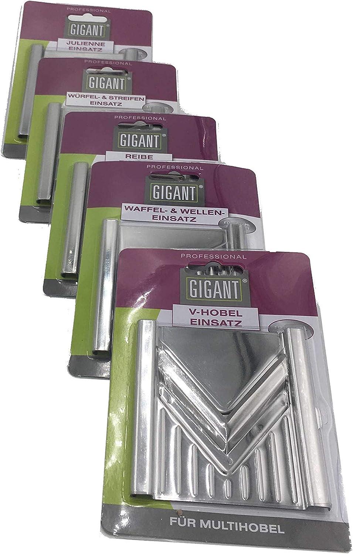 Portabest Feprom Gigant Rabot avec porte-restes fruits et l/égumes en acier inoxydable