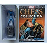 Figura de Ajedrez de Resina Marvel Chess Collection ...