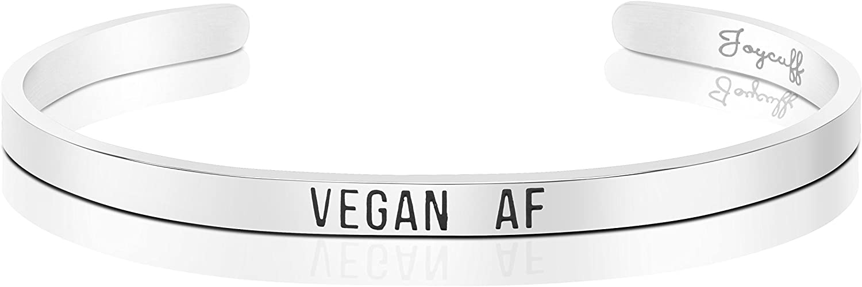 Joycuff Vegan AF Bracelet...