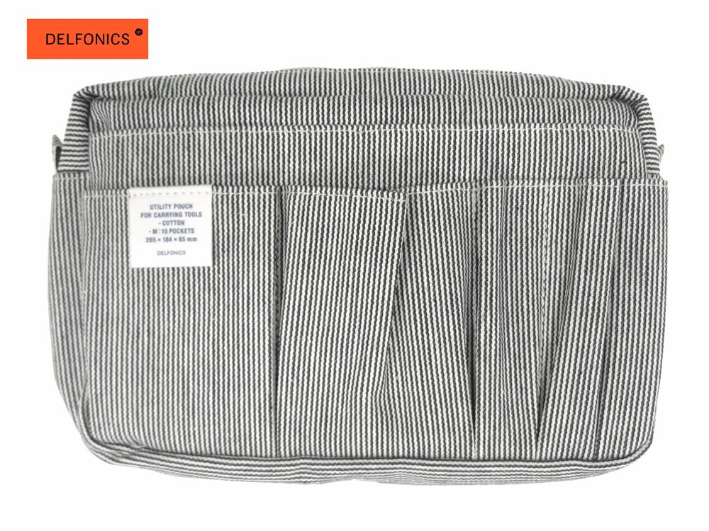 [DELFONICS] Inner Carrying Bag Multi Pouch Case Bag In Bag Size M 500094 A