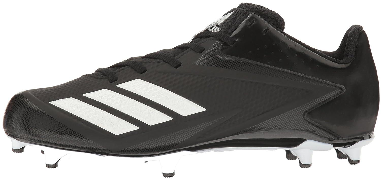 Adidas herren 5-Star Low & Mid Tops Schnuersenkel Baseball Baseball Baseball Schuhe Schwarz Groesse 9 US  43 EU efe53c