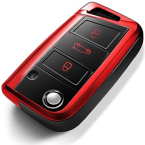 Amazon.com: Intermerge - Funda para llave de coche ...