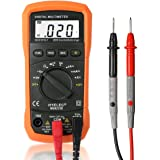 Crenova MS8233D Multimètre numérique AC Détecteur de tension Portable Testeur avec Rétroéclairage