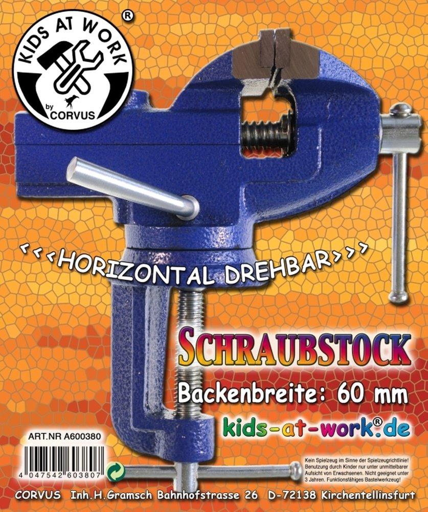 Kids at Work Schraubstock gro/ß 60mm