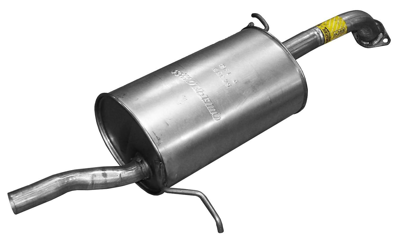 Walker 54388 Quiet-Flow Stainless Steel Muffler Assembly