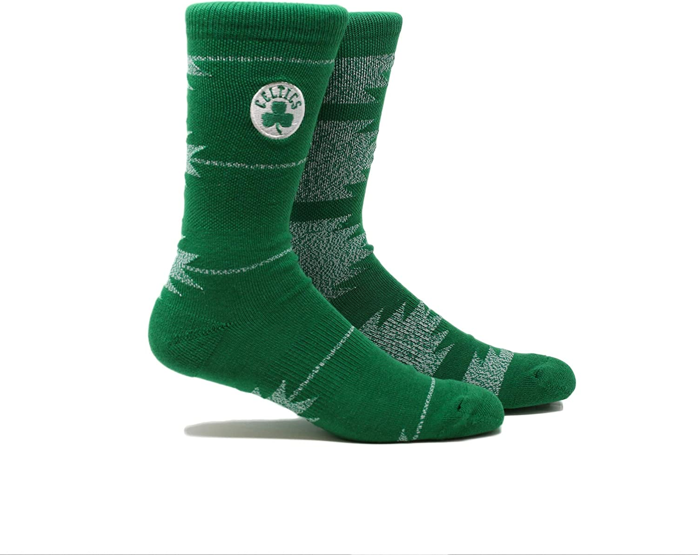 NBA Cleveland Cavaliers Unisex Cavaliers Geo Crewcrew Socks
