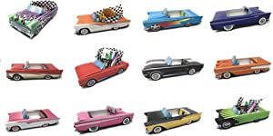 12 Classic Car Party Food Boxes - Ford Collection