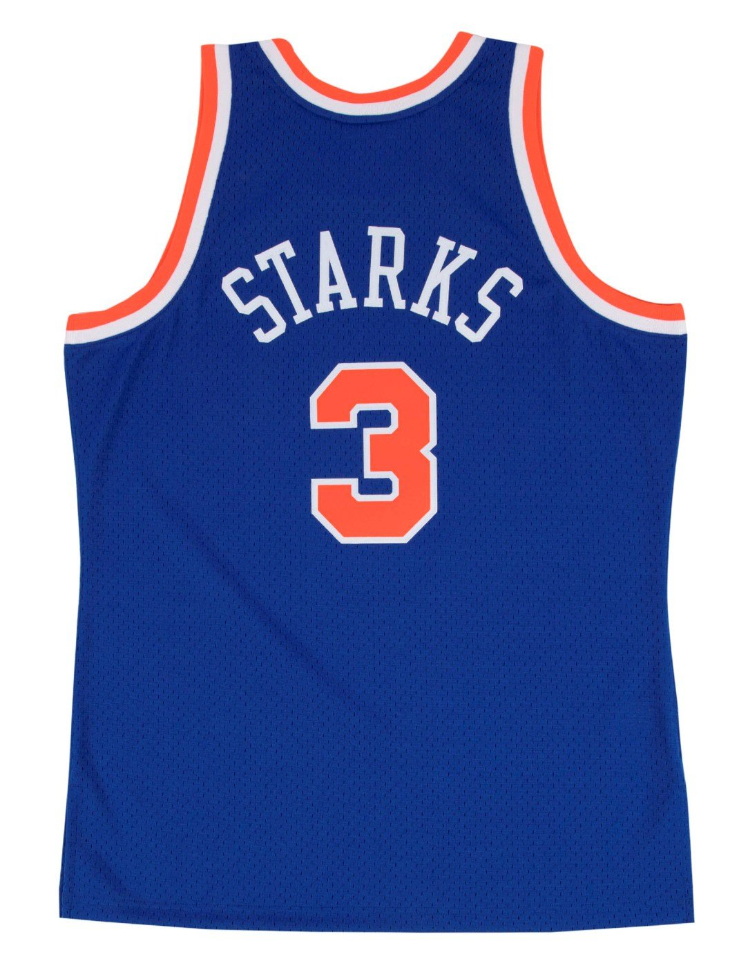 47f596965 Amazon.com   Mitchell   Ness John Starks New York Knicks NBA Swingman HWC  Jersey - Blue   Sports   Outdoors