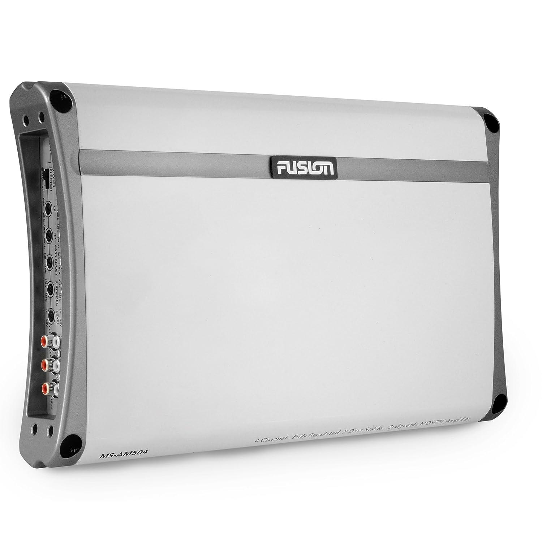 Fusion AM504 Amplificador de Clase AB, 500 W, Gris 010-01500-00