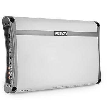 Fusion AM504 Amplificador de Clase AB, 500 W, Gris