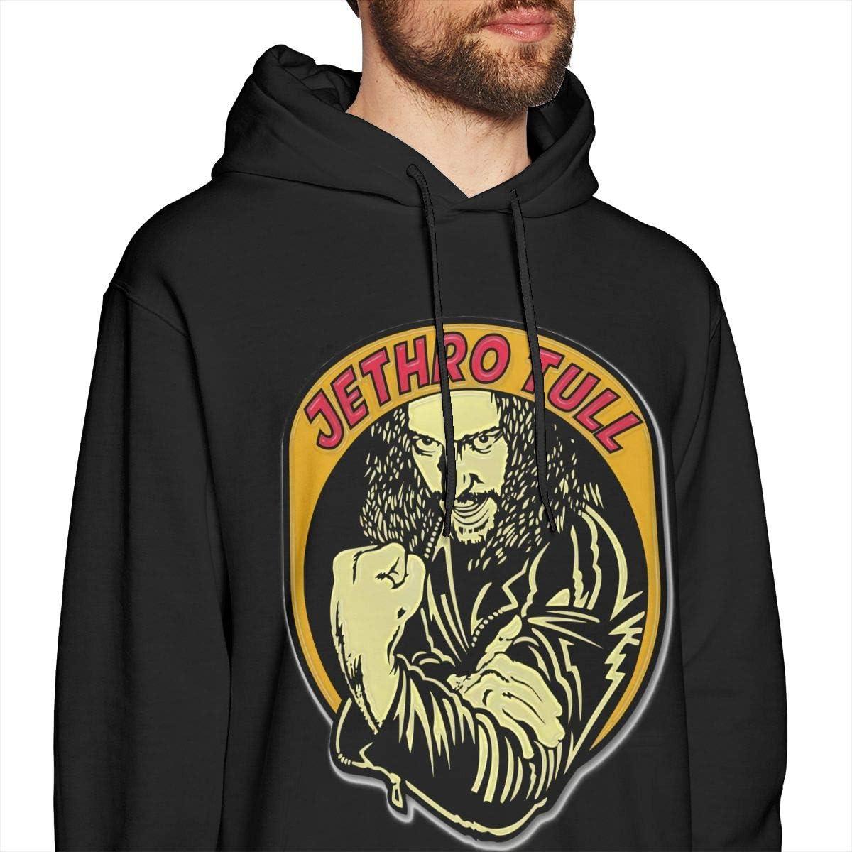 CAMERON MORLEY Jethro/Tull Sweatshirts for Men Hoodies Black