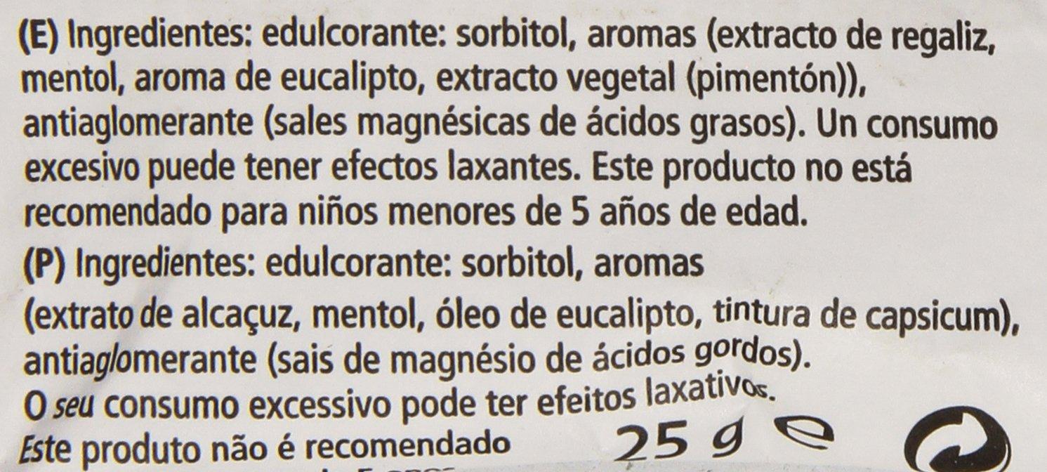 Fishermans Friend - Original - Caramelos comprimidos - 25 g: Amazon.es: Alimentación y bebidas