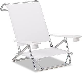 product image for Telescope Casual M54106D02 Original Mini-Sun Chaise, White, 2 Pack