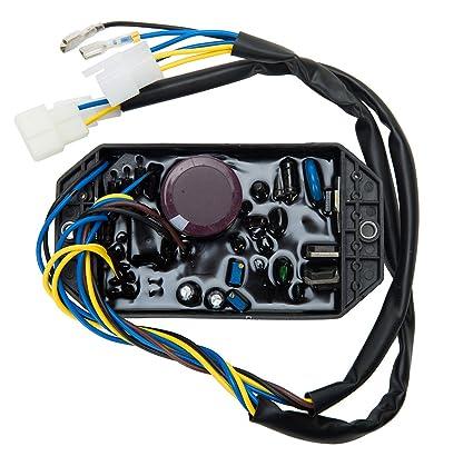 Amazon com: 8MILELAKE Diesel Generator Voltage Regulator AVR