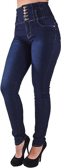 Skinny Jeans Brazilian Design Butt Lift High Waist