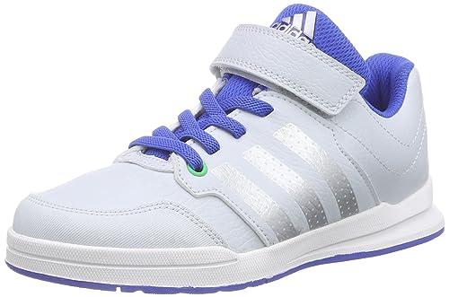 low priced 6924a da3a6 adidas Performance Jan BS 2, Scarpe da Basket Unisex – Bambini, Bianco (Weiß