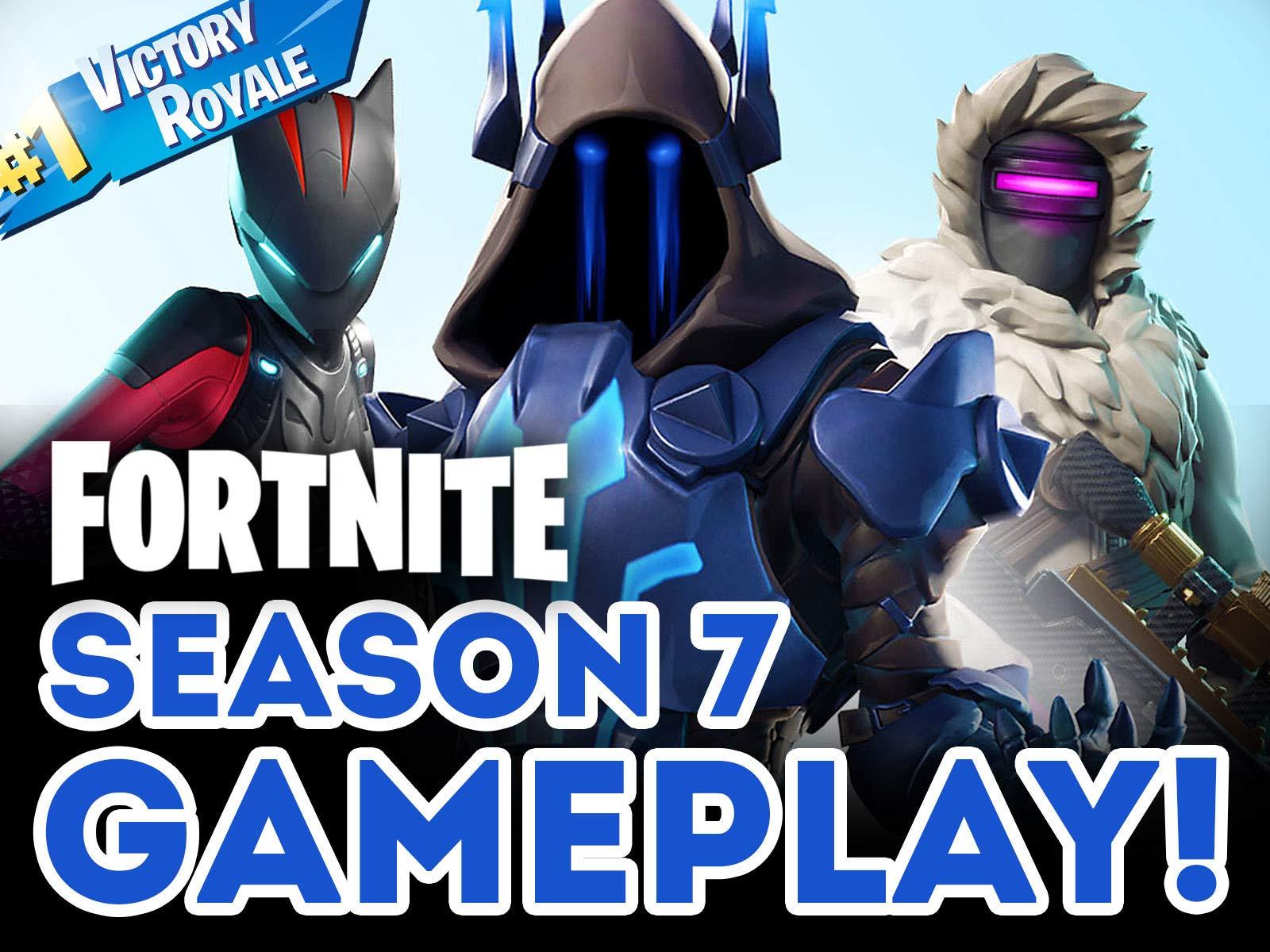 Amazon.com: Fortnite Battle Royale Gameplay: Fortnite Gamer ...