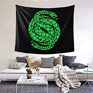 "Cherrymo Des-Tiny 2 Gambit Game Themed Tapestry Game Wall Hanging for Boys Bedroom Party 60""x51"""