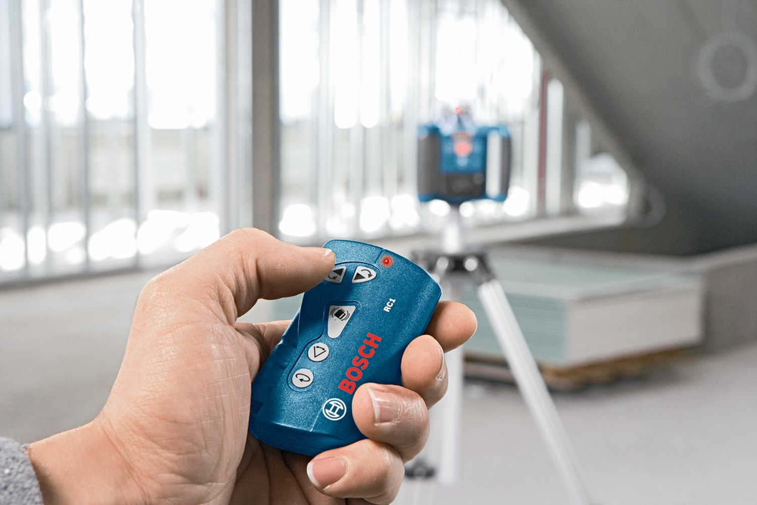 Bosch GRL300HVCK Rotary Laser Review