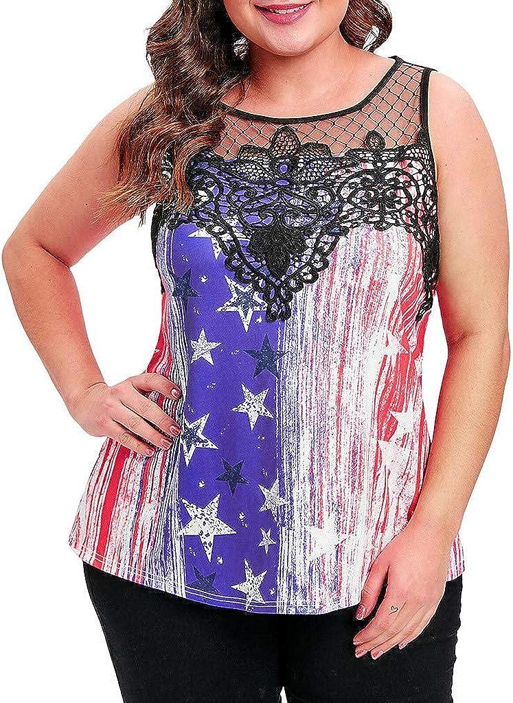 VECDY - Camiseta de Tirantes para Mujer, diseño de la Bandera ...