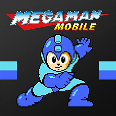 Jogos do Mega Man Mobile