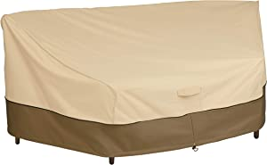 Classic Accessories Veranda Curved Sectional Patio Sofa Cover