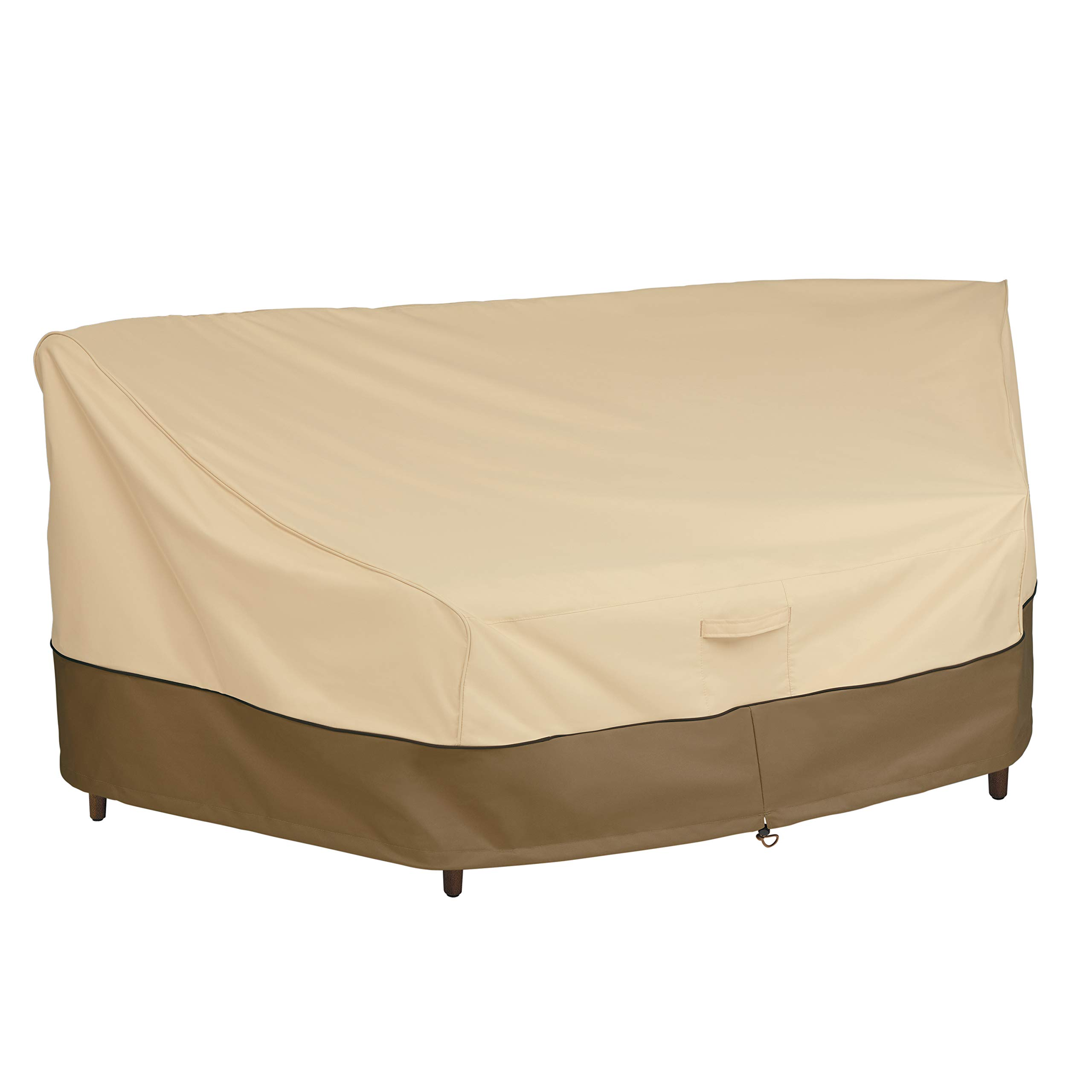 Classic Accessories Veranda Curved Sectional Patio Sofa Cover