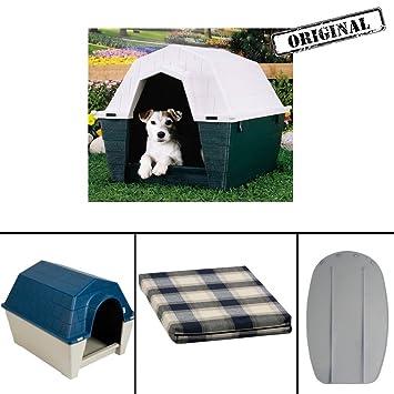 "Pet Italy New Caseta para perros Ruff hauz ""S – 71 x 57"