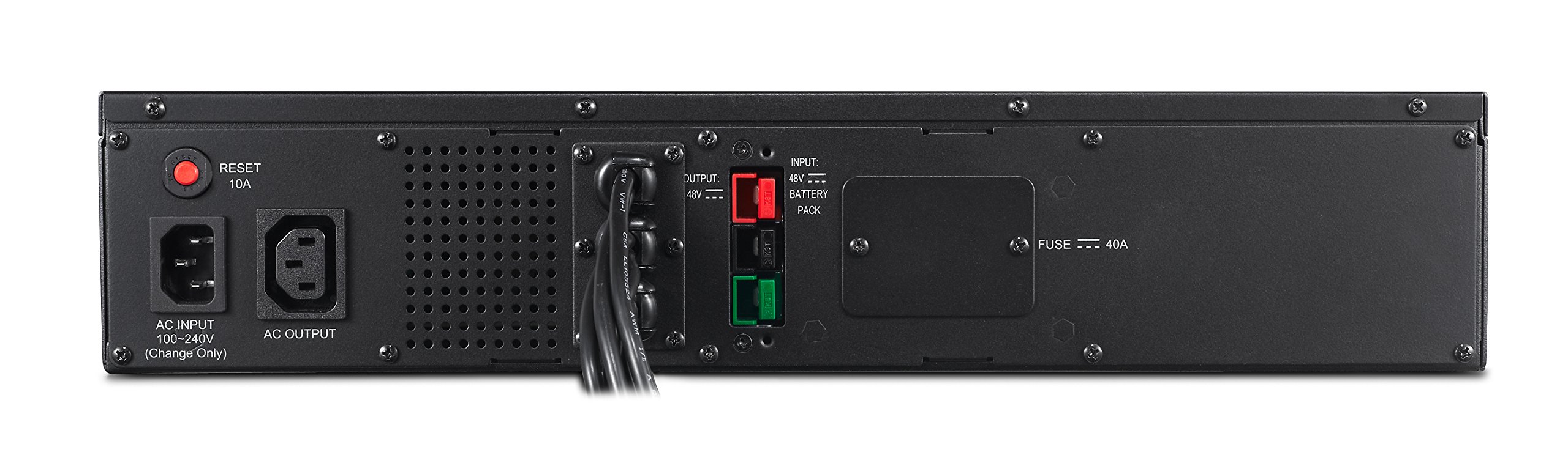 CyberPower BP48V75ART2U Extended Battery Module, 48V/45A, 2U Rack/Tower by CyberPower (Image #3)