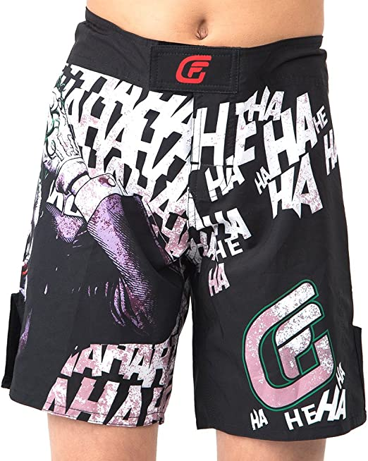 Fusion Fight Gear Batman The Killing Joke Men/'s Fight Shorts