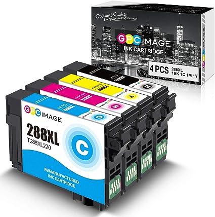 Amazon.com: GPC - Cartucho de tinta de repuesto para Epson ...