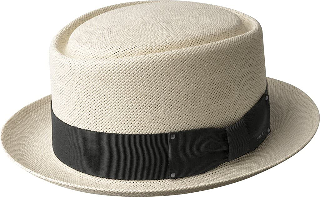 238d1250ffe06 Bailey of Hollywood Larkin Hat (XL - Natural) at Amazon Men s Clothing  store