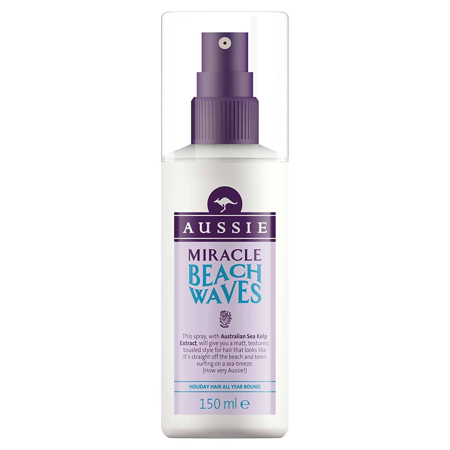Aussie Miracle Beach Waves Spray, 150 ml Procter and Gamble 4084500104891