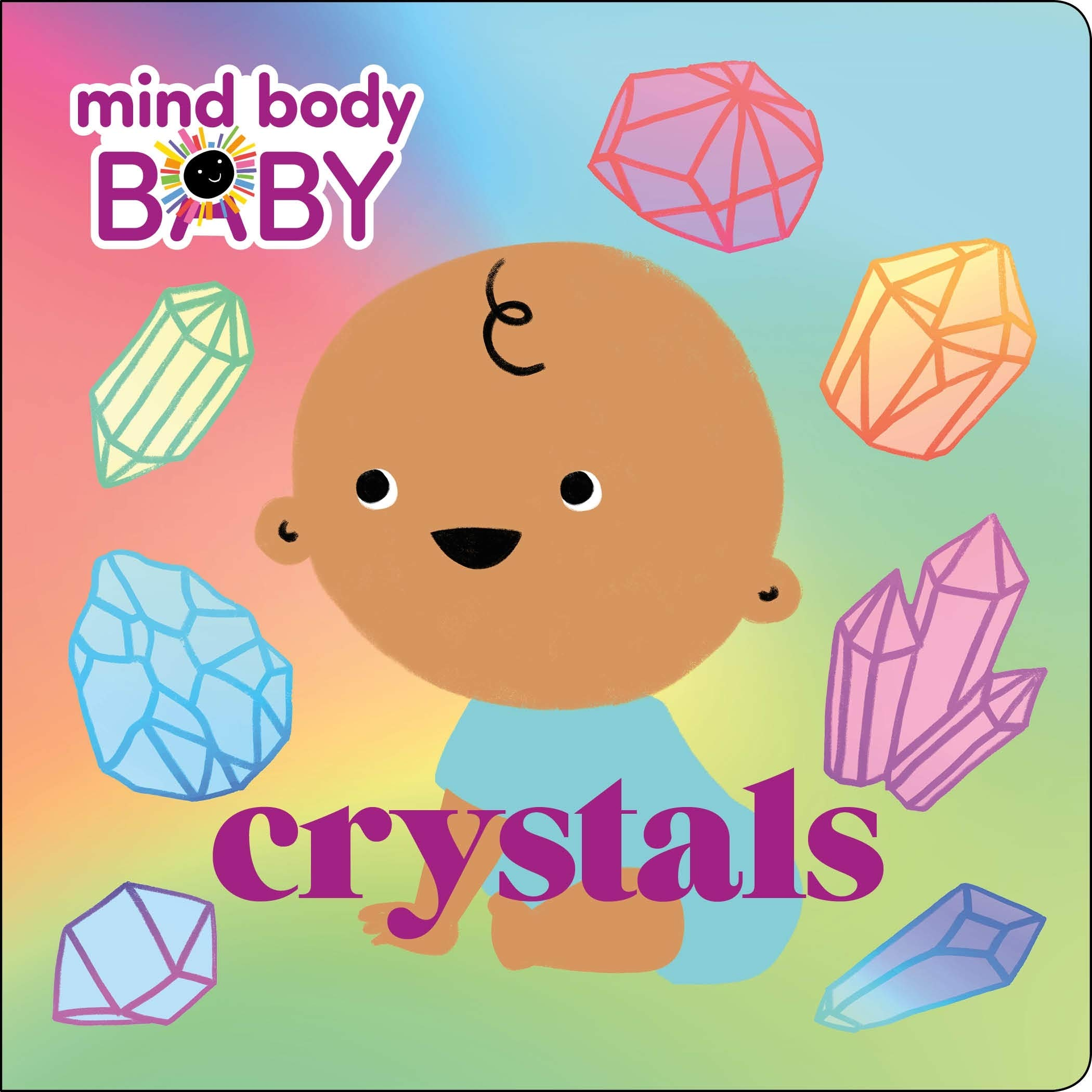 Mind Body Baby: Crystals | Amazon.com.br