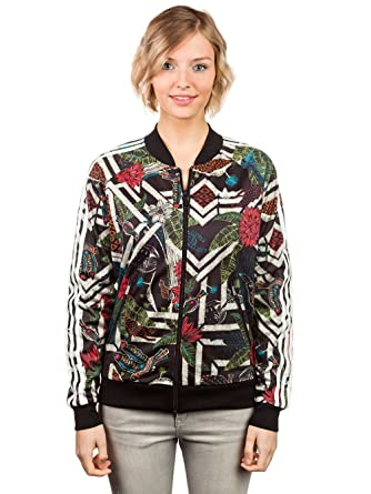 f91ae49d3cee5 Womens adidas Originals Womens Curso D Agua Superstar Track Top in Multi  colour - 12  adidas Originals  Amazon.co.uk  Sports   Outdoors