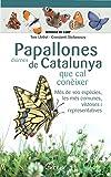 Papallones Diürnes De Catalunya (Miniguia de camp)