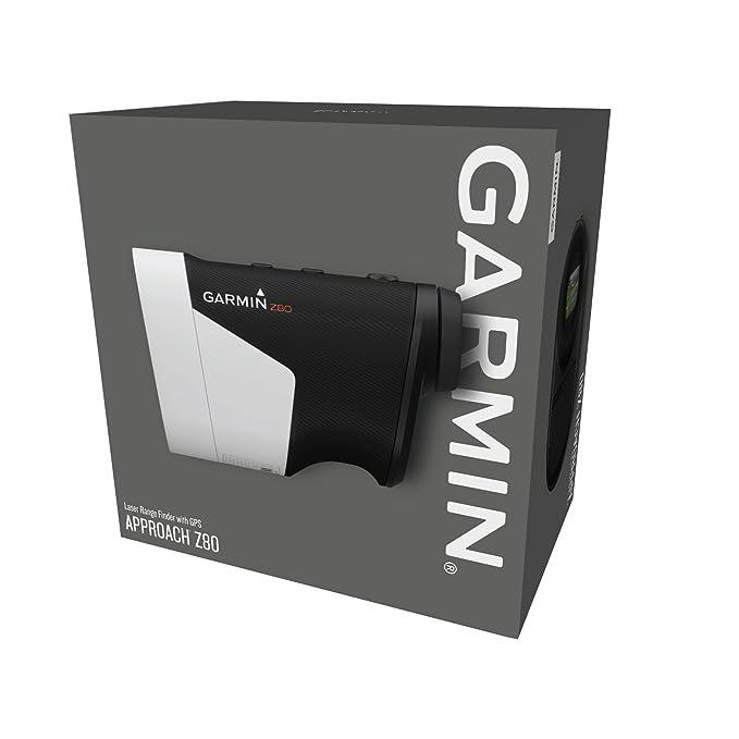 Garmin Approach Z80, buscador de Rango láser de Golf con ...