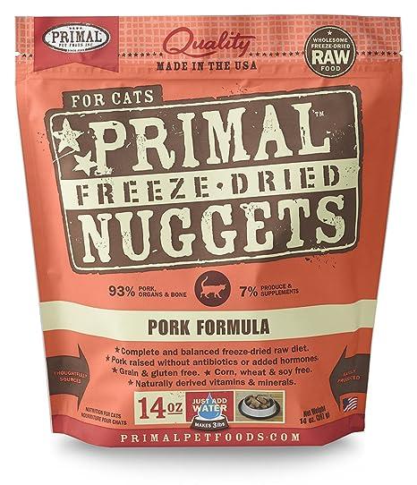 Amazon.com: Primal fpkfd14 Pet Alimentos freeze-dried Feline ...