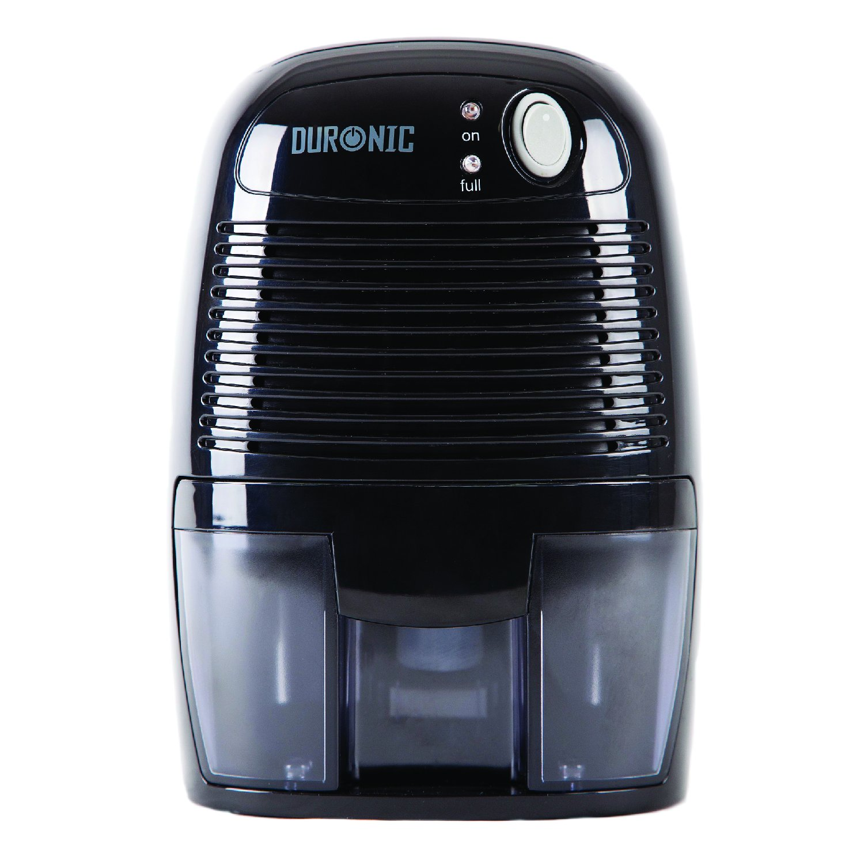 Duronic DH Mini Deshumidificador Eléctrico Compacto ml Color negro Protege la casa