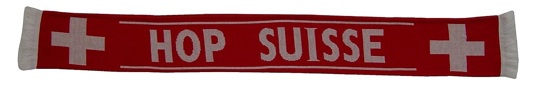Switzerland Hop Suisse Scarf