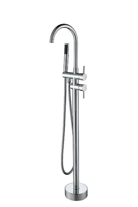Vanity Art Freestanding Bathtub Faucet Upc Certified Va2012 Pc